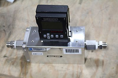 Sierra Instruments Smart Trak Mass Flow Meter M100h-dd-15-ov1-pv2-v3-c3 0-8 Scfm