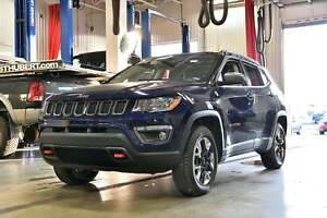 2018 Jeep Compass TRAILHAWK * TOIT PANO * NAV * CAMERA