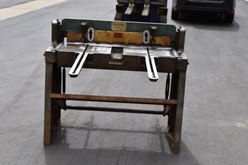 "Wysong Stomp Shear 16 GA x 36"" model 1636"