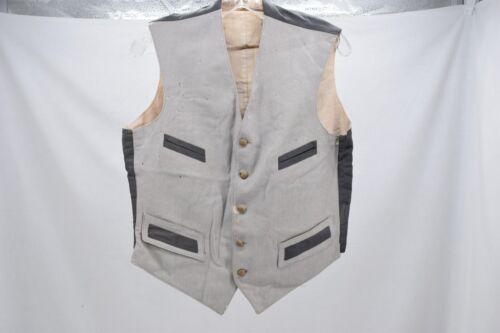 Antique Victorian Wool Vest