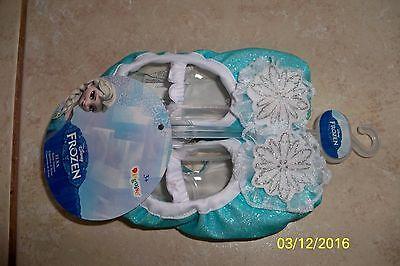 Kleinkinder Disney Prinzessin Frozen Elsa Pantoffeln Kostüm Play (Frozen Kostüm Kleinkind)
