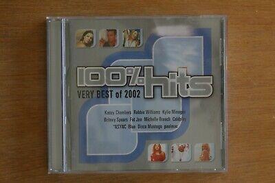 100% Hits: Very Best Of 2002 - Fat Joe, Blue, Atomic Kitten      (Box