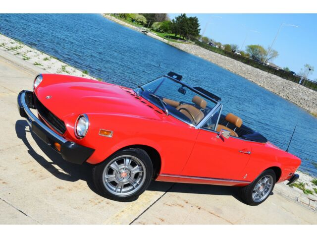 Image 1 of Fiat: Other spider 124…