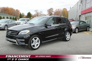 2015 Mercedes-Benz Classe-M ML 350 BlueTEC 4 portes 4MATIC