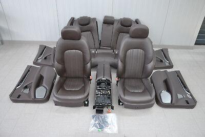 Maserati Ghibli S Seats Interior Leather Trim Seats Interior Seat