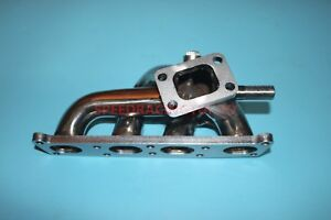 MAZDA 626 PROTEGE MX-6 FS FP 1.8L 2.0L T25 TURBO EXHAUST STAINLESS MANIFOLD