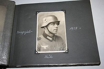 Fotoalbum Russland Leningrad Panzer Windmühle Wehrmacht Ostfront MP40