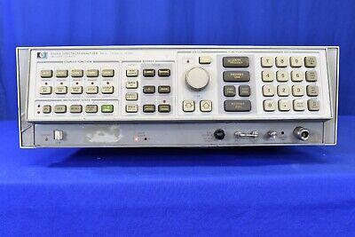 Hp 8566a Spectrum Analyzer 100hz-22ghz