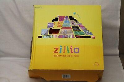EUC Educational Learning Toy ZILLIO Math Mountain Game