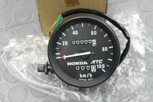 NOS Hondaline ATC speedometer Brand new in box. 200x 250r 350x 110 In KM/hr BinH