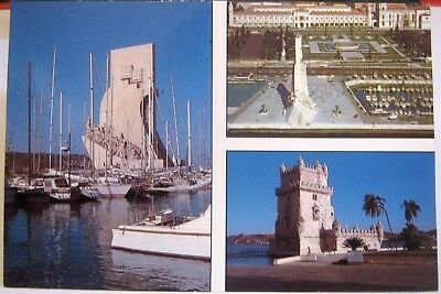 Portugal Lisboa Torre de Belem - unposted