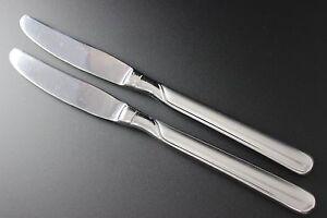 J A Henckels Stainless Silverware - SYNERGY - Dinner Knives (2)