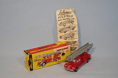 Schuco 745 - Piccolo - Magirus Feuerwehr - im OK - 1:90 (43084)
