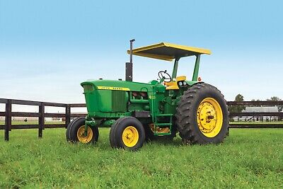 Certified Tractor Rops And Canopy-metal John Deere 2510 2520 3010 3020