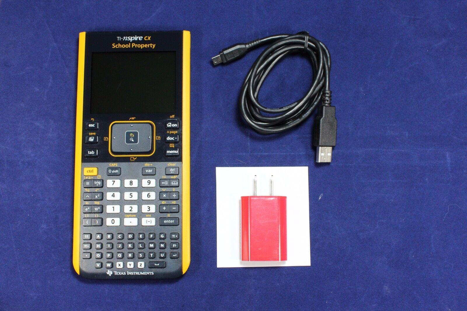 ti-nspire cx graphic calculato... Image 1