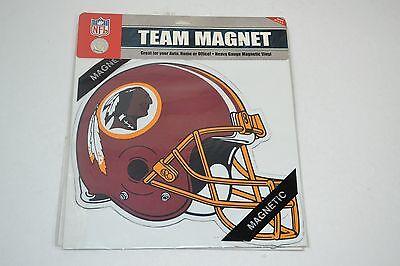 Fremont Die Nfl Car Magnets (NFL Washington Redskins Team Car Magnet Helmet Heavy Gauge Vinyl 11