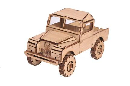 Land Rover Defender Series 1 Model - build your own!