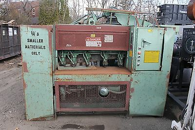 Metal Muncher Shear Center Engineering Ps4800 Hydraulic Plate Shear