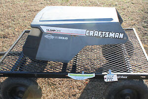 AYP Craftsman Lawn Mower Tractor Hood Cowl Grille Assembly 140136
