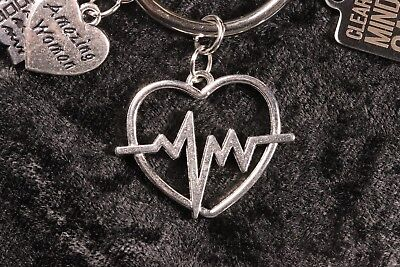 Celebrate a Healthy HEART and Blood Pressure Charm for Weight Watchers (Press Charm)
