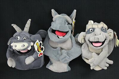 Very Rare Disney Store Mousketoys Hunchback of Notre Dame Gargoyle Puppet (Gargoyle Store)