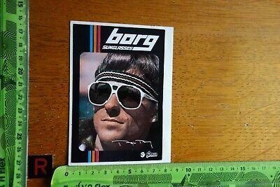 Alter Aufkleber Mode Accessoires Sportbrille Sonnenbrille BORG Sirocco Ray Ban?