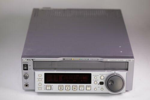 Sony J-30 Betacam Digital Video Cassette Compact Player