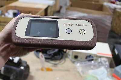 New Ortec Dpec Jr Nitrogen Digital Usb Cooled Coaxial Detector
