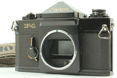 【Exc+++++】Canon F-1 Early Model 35mm SLR Film Camera FD Mount from JAPAN #174