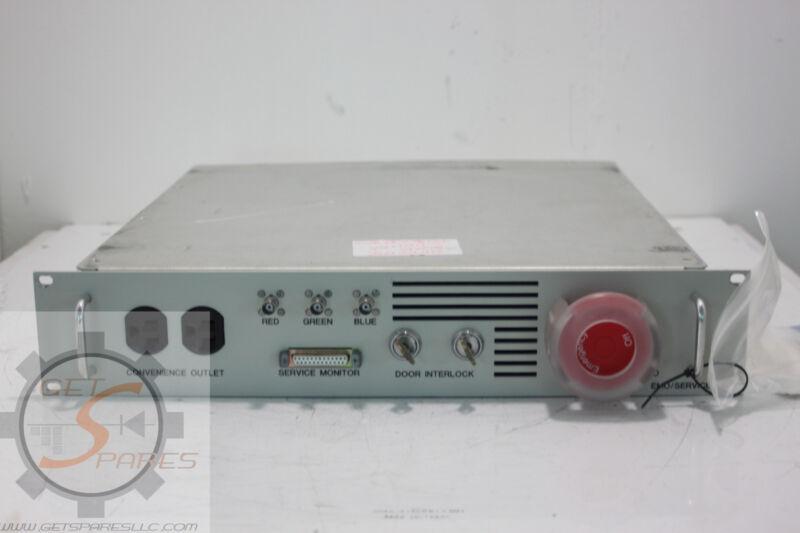E11038450 /emo Service Controller / Varian