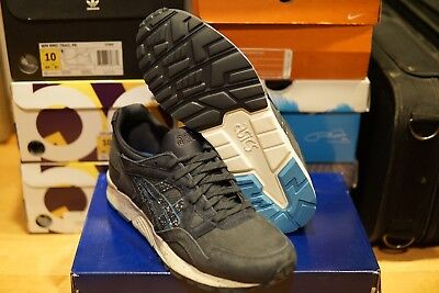 New Asics Gel Lyte V  Maldives  Pack Sz10 Glow In The Dark Indian Ink Deals Rare
