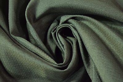 15 Yard OD Green Military Double Cloth Ripstop Apparel Durable Coated Fabric 60""