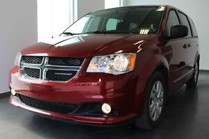 DODGE GRAND CARAVAN  SXT 2016 TOW PACKAGE+STOWN&GO
