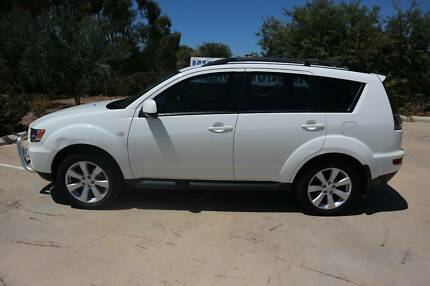 2012 Mitsubishi Outlander SUV - ONLINE AUCTION Wangara Wanneroo Area Preview