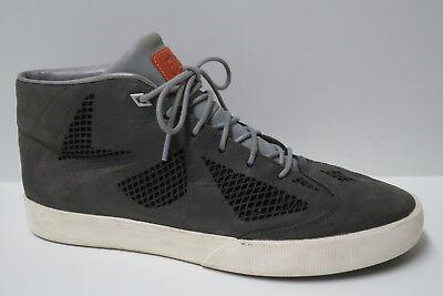 146238bcc5e0 NIKE LEBRON X NSW LIFESTYLE Mens 10 NRG Night Stadium Basketball Shoes James