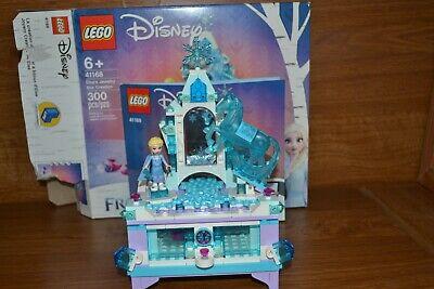 Lego Frozen 2 II Elsa's Jewelry Box Creation 41168
