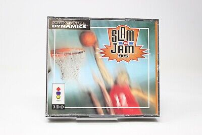SLAM ' N JAM '95  SLAM'N JAM '95 3do panasonic  INV-2497, usado segunda mano  Can Castells
