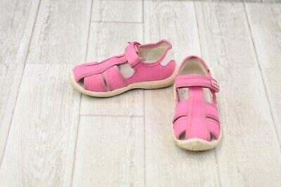 Naturino 7785 Tela Sandal - Little Girl's Size 11 - Pink Naturino Pink Sandals