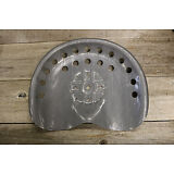 Antique Style Metal Tractor Seat RUSTIC Ranch Home DECOR Farm Wagon Stool