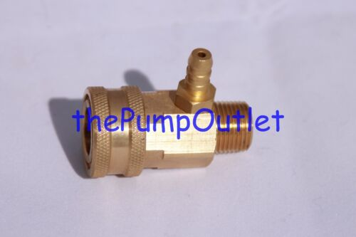 Quick Connect Chemical Injector Mi-T-M 70-0499 Danau B11109 for 3-0297 3-0414