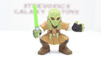 Star Wars Galactic Heroes Jedi Master Kit Fisto Clone Wars ()