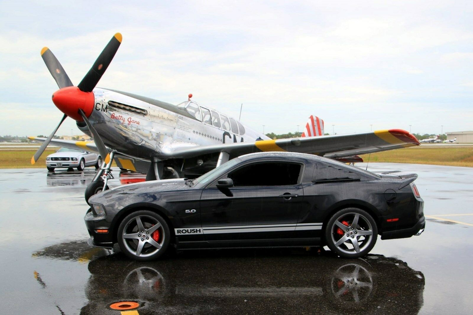 2011 Roush Sport Ford Mustang Gt Premium 6 Speed 34 103 1