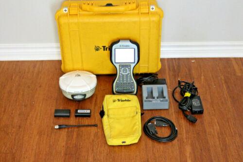 Trimble R8 Model 2 GPS GNSS Glonass RTK Rover Survey Receiver Setup TSC3
