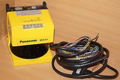 Panasonic  SD3-A1 Sicherheits-Laserscanner  gebraucht kaufen  St. Leon-Rot