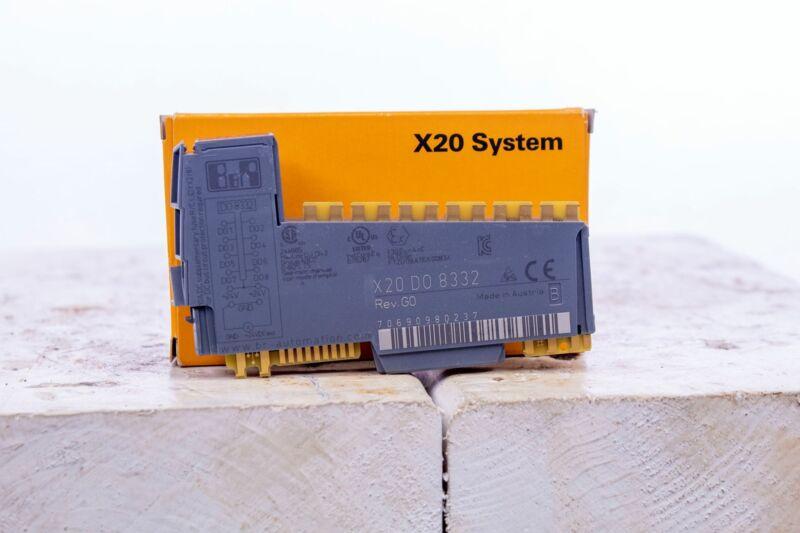 BR Automation B&R X20 DO 8332 Input Module