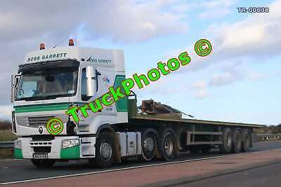 Truck Photo TR-00638 Renault  Reg:- WX13HSN Op:- Ross Garrett M20 Dover Lorry
