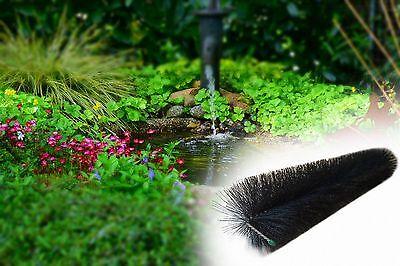 Filterbürste 15 Stück á 40 cm für Koiteich,- Gartenteich- Filter Teichfilter