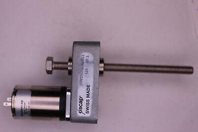 Linear Antrieb linear actuator escap L10 22V 1:10 Motor Betriebspannung 12Volt