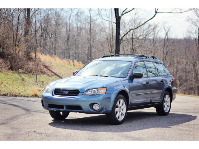 2006 Outback, AWD, Heated Seats, New Tires, Side Airbags