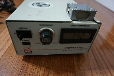 Malvern Microcal Thermovac Sample Degassing Thermostat For Microcalorimeter Pump